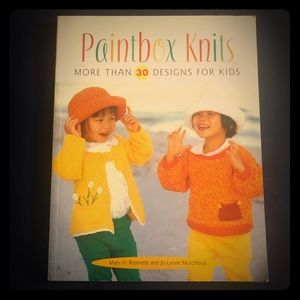 Unique 2013 Paintbox Knits Knitting Book
